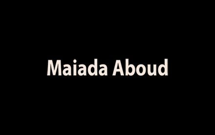 Dr. Maiada Aboud