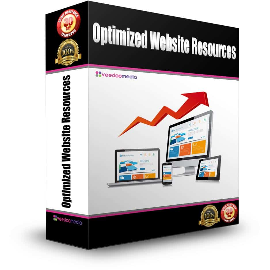 Optimized Website Resources