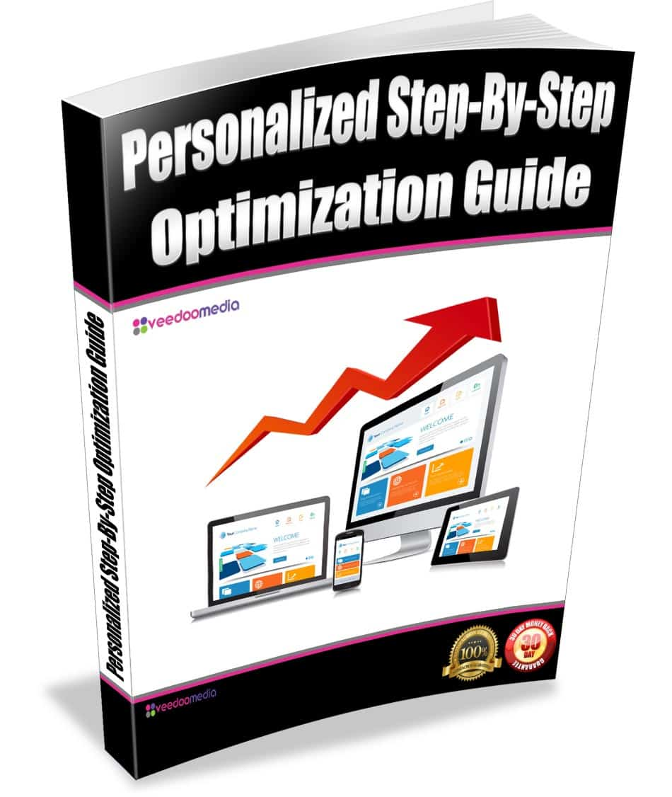 Personalized Step-By-Step Optimization Guide